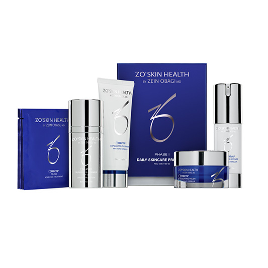 ZO KIT PHASE 1: DAILY SKINCARE PROGRAM