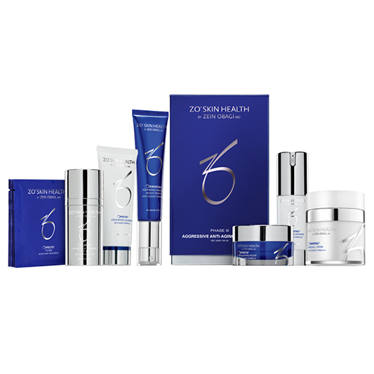 VIND ZO KIT PHASE 3: AGGRESSIVE ANTI AGING PROGRAM