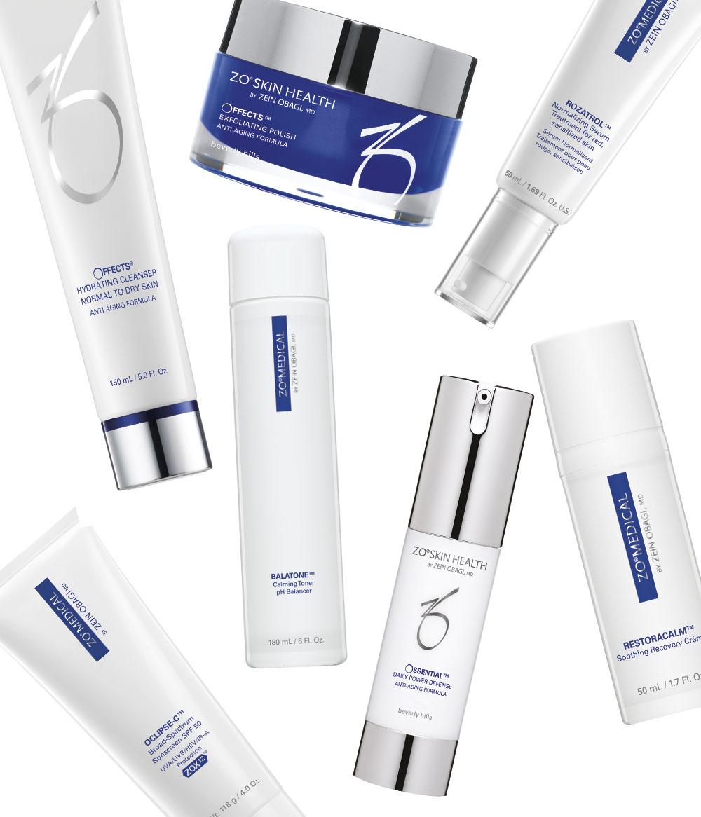 produkter til acne